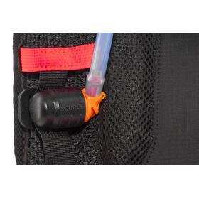 SOURCE Fuse - Sac à dos - 2+6l orange/noir